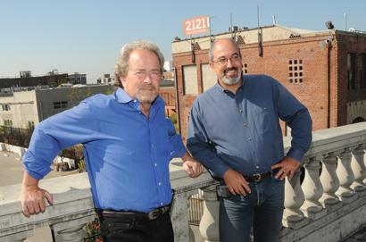 Len Hill & Yuval Bar-Zemer